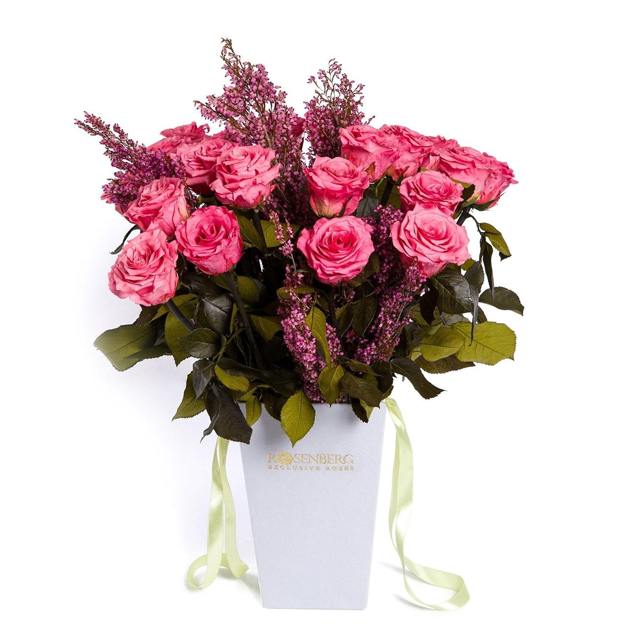 Roosid, lilled karbis