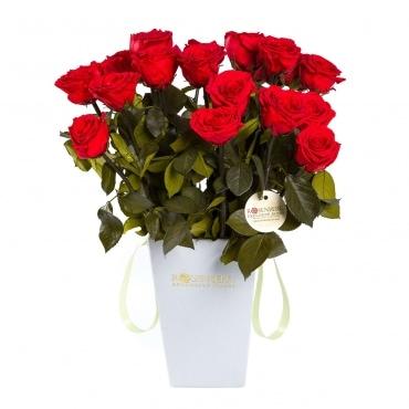 Roosibukett 17 roosi